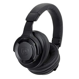 audio-technica SOLID BASS ノイズキャンセリングワイヤレスヘッドホン 重低音 ハイレゾ音源対応 最大30時間再生 A natsumestore