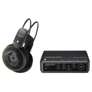 audio-technica オープン型サラウンドワイヤレスヘッドホンシステム ATH-DWL5500 natsumestore