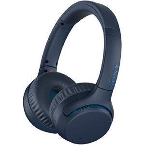 ソニー ワイヤレスヘッドホン WH-XB700 : 重低音モデル / Alexa搭載 / bluetooth / 最大30時間 natsumestore