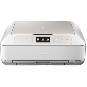 旧モデル Canon インクジェットプリンター複合機 PIXUS MG7530 WH ホワイト|natsumestore