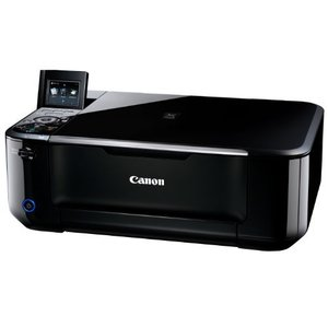 旧モデル Canon インクジェット複合機 顔料BK+3色染料の新4色インク PIXUS MG4130|natsumestore