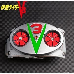 プレミアムバンダイ 仮面ライダーV3 変身ベルト型腕時計|natsumestore