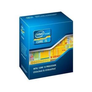 インテルbx80637i53570?K Core i5?3570?K IVY BRIDGE 3.4GHzソケット1155?77?W 本体のみの画像