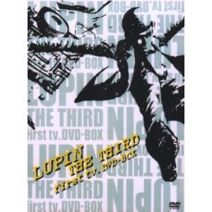 LUPIN THE THIRD first tv. DVD-BOX 「ルパン三世」ファーストTVシリーズ (全23話/5枚組) natsumestore