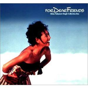 For Dear Friends - Akina Nakamori Single Collection Box [4CD] 中森明菜 natsumestore