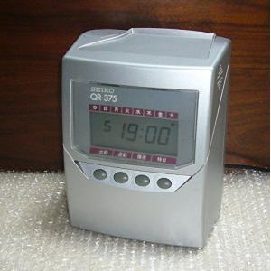 セイコープレシジョン タイムレコーダー QR-375 QR-375 natsumestore