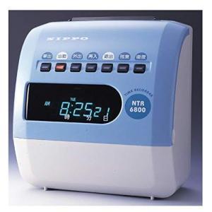 テクノ・セブン タイムレコーダー NTR-6800 NTR-6800 natsumestore
