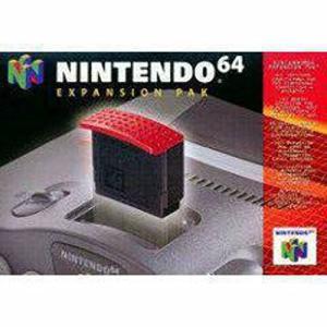 (中古品)メモリー拡張パック N64 natsumestore