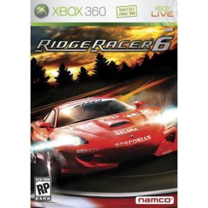(中古品) Ridge Racer 6 / Game  【メーカー名】 Namco  【メーカー型番...