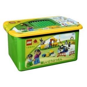 (中古品) レゴ (LEGO) デュプロ 楽しいどうぶつえん 7338  【メーカー名】 レゴ(LE...