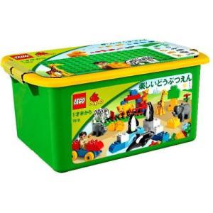 (中古品) レゴ (LEGO) デュプロ 楽しいどうぶつえん 7618 (旧バージョン)  【メーカ...