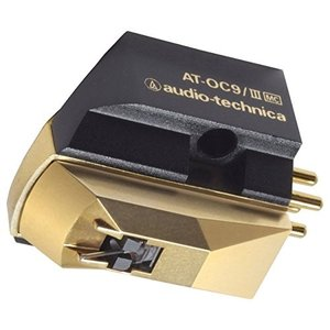 (中古品) audio-technica MC型ステレオカートリッジ AT-OC9/3  【メーカー...