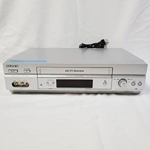 (中古品)SONY SLV-NX15 VHSビデオデッキ|natsumestore