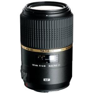 (中古品) TAMRON 単焦点マクロレンズ SP 90mm F2.8 Di MACRO 1:1 V...