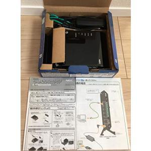 (中古品) NEC Aterm WG2600HP2  【メーカー名】 NEC  【メーカー型番】 P...