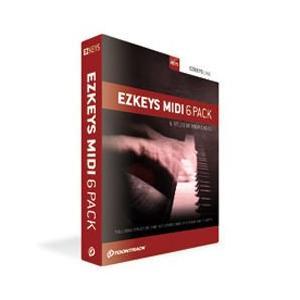 クリプトン・フューチャー・メディア EZKEYS MIDI 6PACK TT051