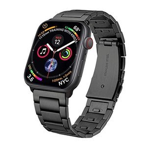 (中古品) VICARA for Apple Watch Series 4,3,2,1バンド ビジネ...