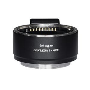 (中古品) Fringer (フリンガー) FR-C6GFスマートマウントアダプター (コンタックス...