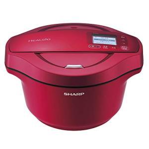 (中古品) シャープ 水なし自動調理鍋 「ヘルシオ ホットクック」 (2.4L) KN-HW24C-...