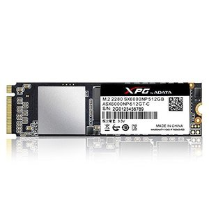 ADATA Technology XPG SX6000 PCIe Gen3x2 M.2 2280 S...