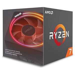(中古品) AMD CPU Ryzen 7 2700X with Wraith Prism cool...