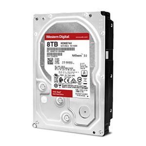 WD HDD 内蔵ハードディスク 3.5インチ 8TB WD Red NAS用 WD80EFAX 5...