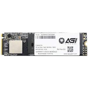 AGI A198シリーズ SSD 512GB Type2280 M.2 PCIe3.0x4 NVMe...