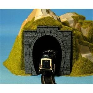 ■【KATO/カトー】(00134400')NOCH(ノッホ) 単線トンネルポータル レイアウ(未使用の新古品) natsumestore