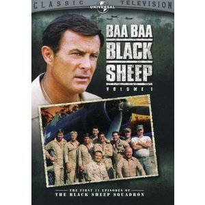 (未使用品)Baa Baa Black Sheep: Volume 1/ [DVD] [Import...