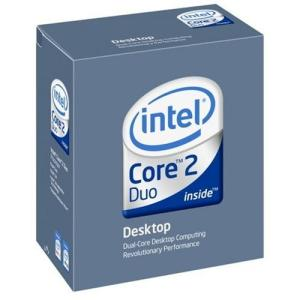 (未使用品) インテル Intel Core 2 Duo Processor E6300 1.86G...