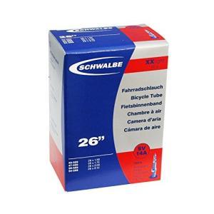 SCHWALBE(シュワルベ) 【正規品】26×1.50/2.10用軽量チューブ 仏式 40mmバ(未使用の新古品) natsumestore