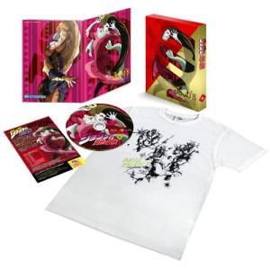 (未使用品) ジョジョの奇妙な冒険 Vol.6 (柱の男オリジナルデザインTシャツ、全巻購入特典フィ...