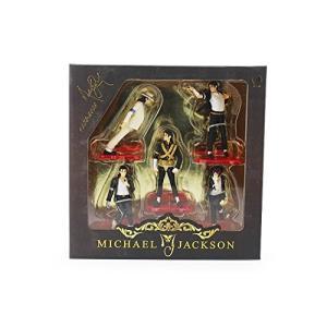 (未使用品) マイケル・ジャクソン 5体フィギュアセット 並行輸入品  【メーカー名】   【メーカ...