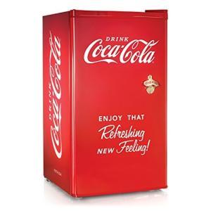 (未使用並行輸入)コカ・コーラ コンパクト冷蔵庫 - Coca-Cola Compact Refrigerator - 【並 natsumestore