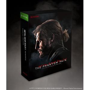 (未使用品) メタルギアソリッドV ファントムペイン SPECIAL EDITION [XboxOn...