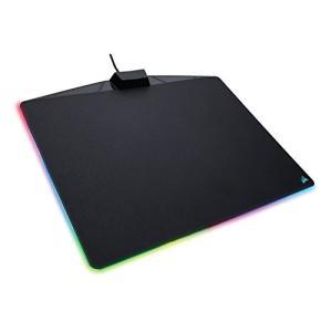 (未使用品)Corsair MM800 RGB POLARIS ゲーミングマウスパッド MS285 ...