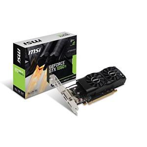 (未使用品) MSI GeForce GTX 1050 Ti 4GT LP グラフィックスボード L...