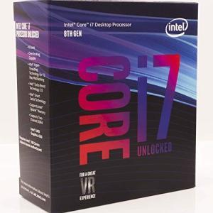 (未使用品) Intel CPU Core i7-8700K 3.7GHz 12Mキャッシュ 6コア...