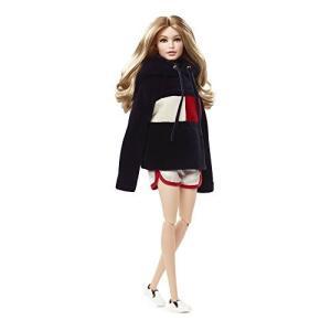 (未使用並行輸入)Barbie Collector Tommy Hilfiger X Gigi Hadid Doll バービーコレクタート natsumestore