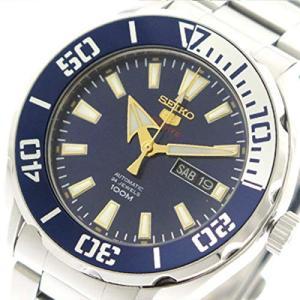 (未使用並行輸入)[セイコー] SEIKO 5 SPORTS 腕時計 自動巻き 100M防水 SRPC51K1 メンズ [並 natsumestore