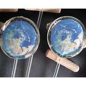 アースキャンデイ(地球、土星、月)|natukashiya-honp