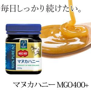 マヌカハニー MGO400+ 250g マヌカヘ...の商品画像