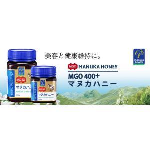 マヌカハニー MGO400+ 250g マヌカ...の詳細画像4