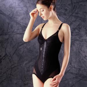 ワケあり商品ボディースーツ【ブラック】サイズ限定品|natural-bijin