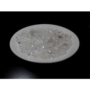 <浄化済天然石さざれ>ヒマラヤ水晶 【粗中粒】 100g|natural-color