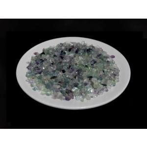<浄化済天然石さざれ> フローライト 【粒】 100g|natural-color