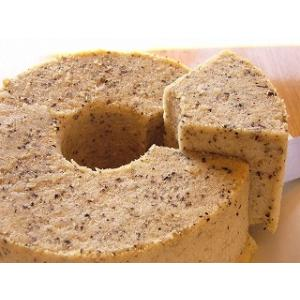お米と豆乳のもちもちシフォン/紅茶 マクロビ グルテンフリー アレルギー対応 卵・乳製品不使用|natural-fukurou