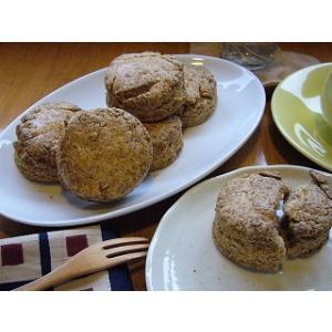 プレーンスコーン(単品) アレルギー対応:卵・乳製品不使用|natural-fukurou