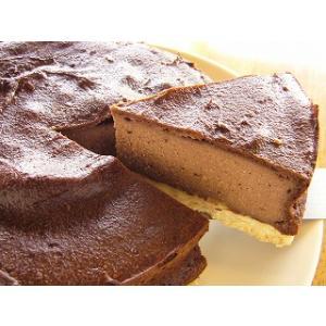 チーズケーキ チョコ ヘルシー ベイクド アレルギー対応:卵・乳製品不使用|natural-fukurou