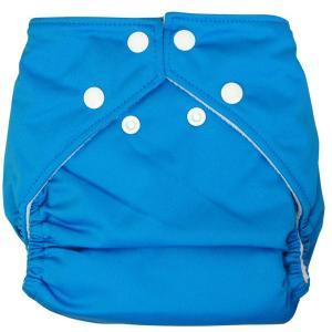 ファジバンズ ポケット布おむつ 11〜20kg ブルー/Blueberry|natural-living